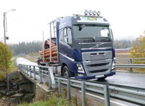 25 mill. til mer effektiv tømmertransport