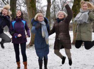 Kvinner i skogbruket samles i Stavanger 1. – 3. september
