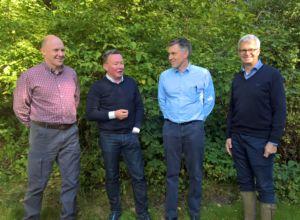 Norge blir sjef for de nordiske skogeierorganisasjonene