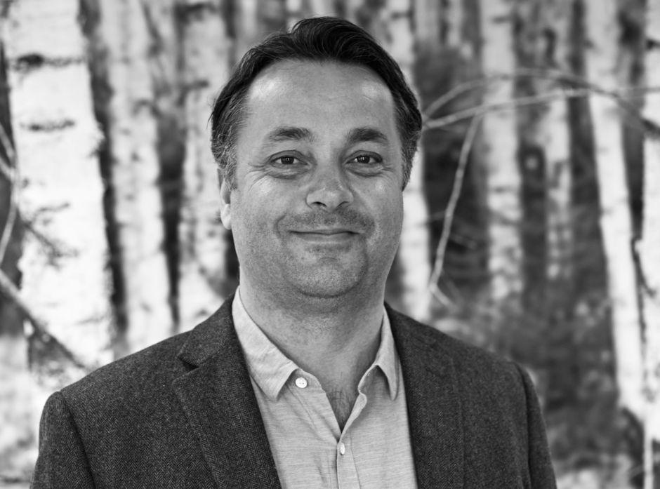 Anders Roger Øynes er administrerende direktør i Norsk Skogkapital.