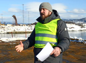 Foreslår ny tømmerkai i Drammensfjorden