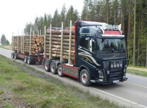 Sverige innfører 74 tonn