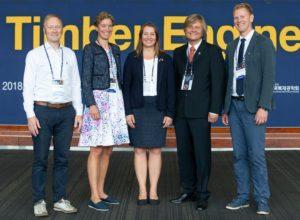Norge vant – Verdenskonferanse for treingeniører til Oslo