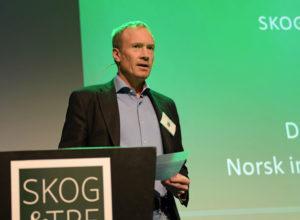 Det kan fortsatt hogges mer skog i Norge