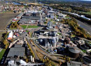 131 millioner til grønn energi i Borregaard