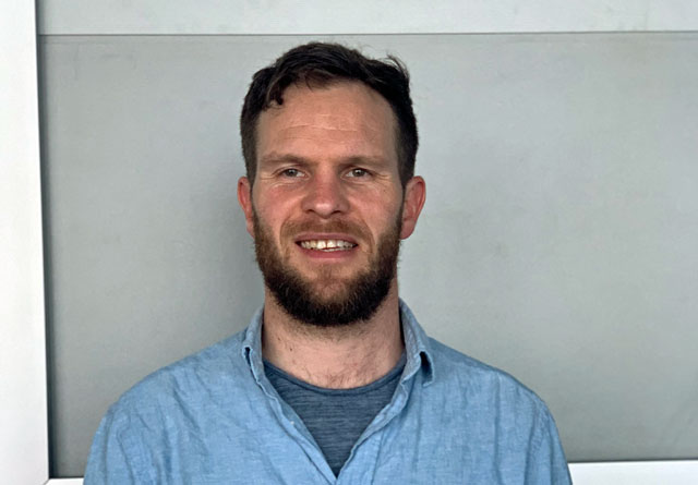 Helge Syver Holte, daglig leder i Glommen Skog AS.