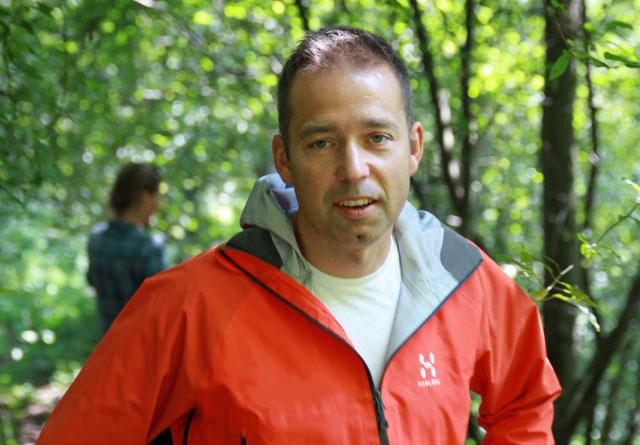 Jan Gaute Lie er konstituert som ny skogsjef i Glommen Mjøsen Skog.