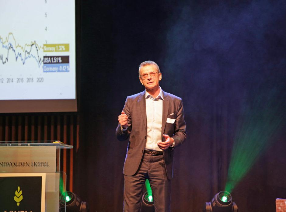 Johan Freij er skoganalytiker i Danske Bank.