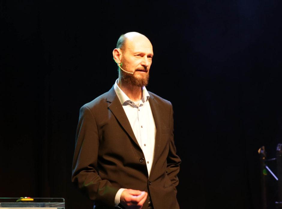 Rolf Røtnes er daglig leder i Samfunnsøkonomisk analyse.