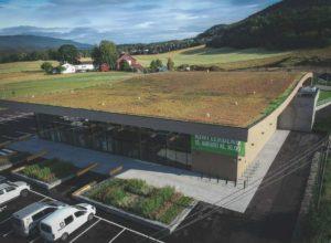 Norges grønneste matbutikk?