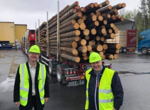 Frp prioriterer skog i NTP